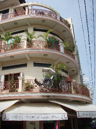 Le Cyclo: Hotel cyclo