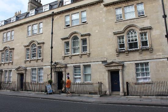 Saco Bath St James Parade Apartment Building