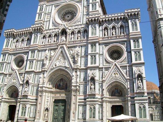 Le Duomo, Cathédrale Santa Maria del Fiore : Duomo