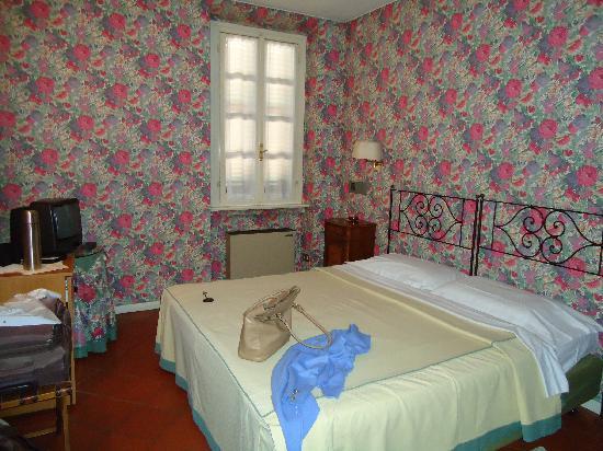 Locanda del Lupo : chambre pour 2