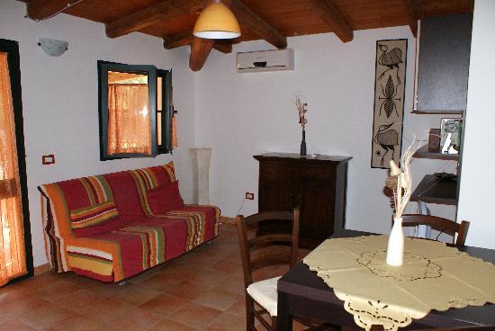 Le Casette: lounge house 4