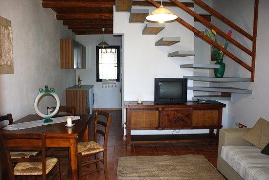 Le Casette: lounge house 2