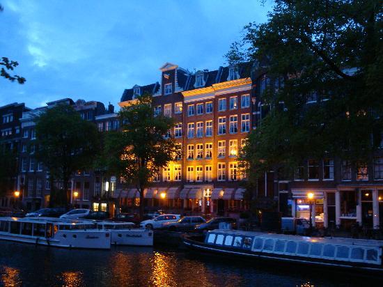 Estherea Hotel In Amsterdam