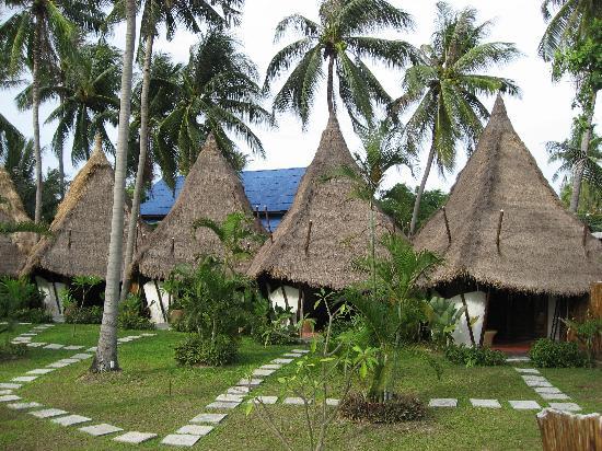 B52 Beach Resort : Les bungalows pour 2 personnes