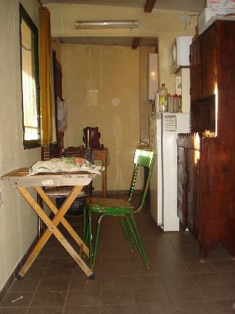Potrerillos, Argentina: Cocina