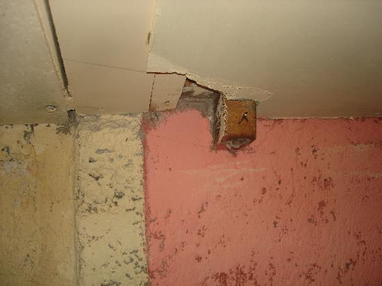 Potrerillos, Argentina: Techo de la habitación