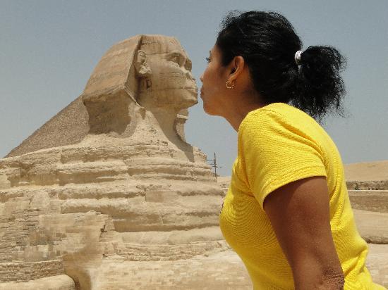 Barcelo Cairo Pyramids: Giza