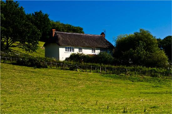 Rockhaye Cottage B&B: Set in a Valley