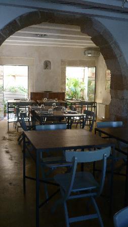 Hotel Gutkowski: Breakfast Room