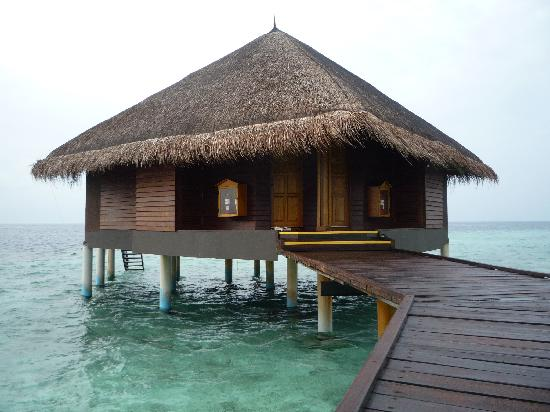 Adaaran Club Rannalhi: Water Bungalow