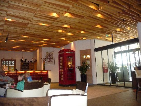Hotel Liebe Sonne: hall e zona bar