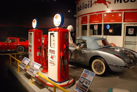 Picture of national corvette museum bowling green tripadvisor