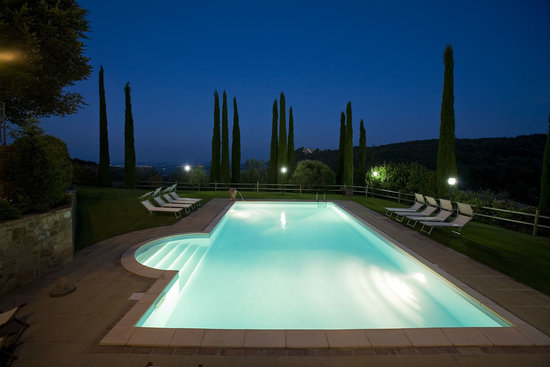 Agriturismo Belagaggio: La piscina