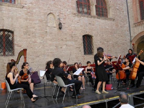 Artinrocca : I giovani musicisti