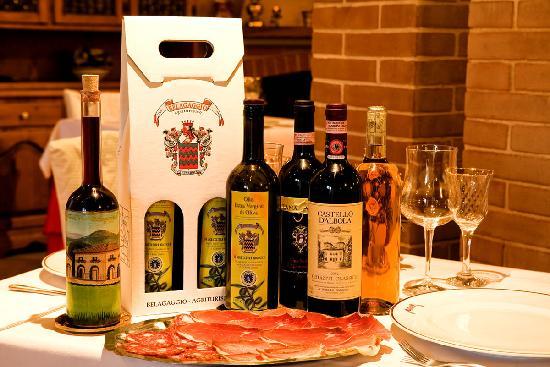 Agriturismo belagaggio montefollonico italien for Meuble il riccio