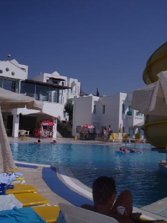Sunhill Hotel: Poolside