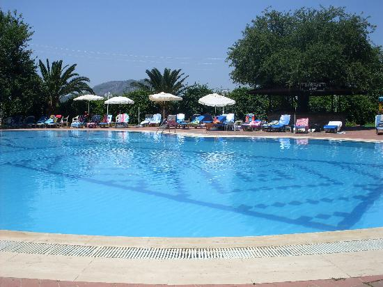 Ovacik, Turkey: pool