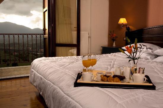 Vytina Mountain View Hotel Image