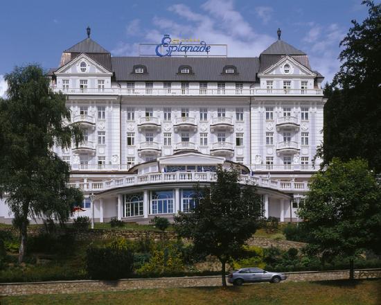 Esplanade Spa & Golf Resort: Main view