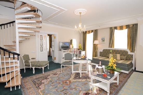 Esplanade Spa & Golf Resort: Junior suite