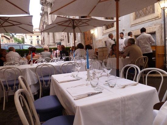 Vecchia roma rom omd men om restauranger tripadvisor for Ristorante filippo la mantia roma