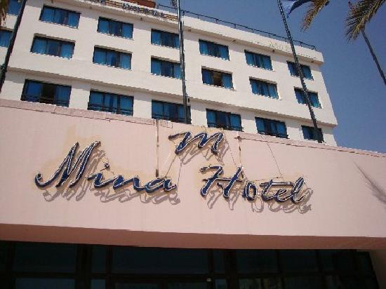 Mina Hotel: façade hotel