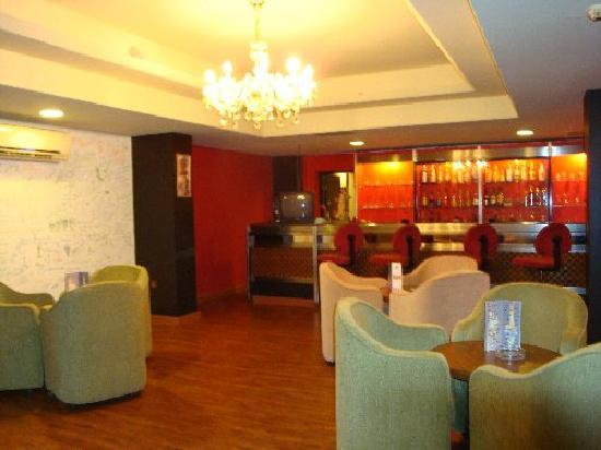 Mina Hotel : le hall
