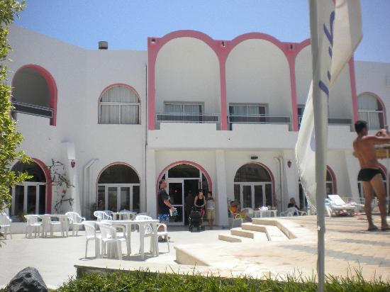 Club Jumbo Djerba: hotel homére