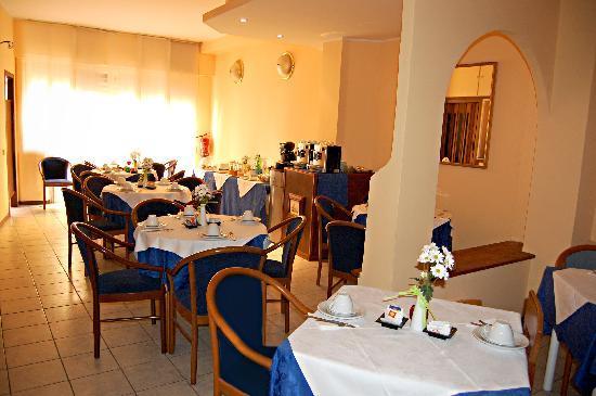 Hotel Viterbo Inn: sala colazioni