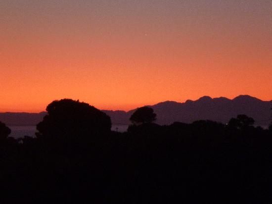 Villa Katerina: Sunrise