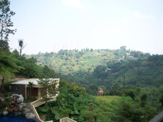SanGria Resort & Spa: View of the hills nearby
