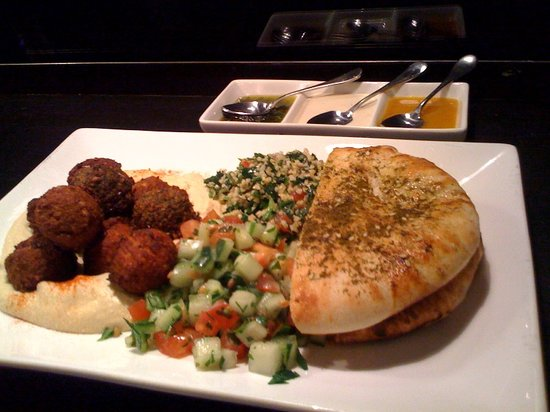 Photo of Mediterranean Restaurant Taim at 222 Waverly Pl, New York, NY 10014, United States