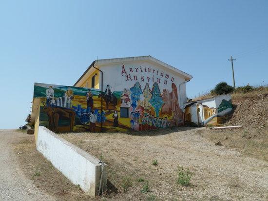 Nulvi, Italia: Ruspina Agriturismo