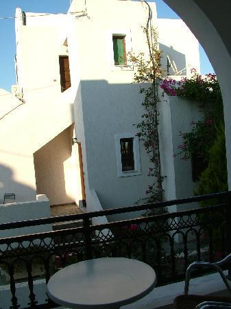Sea of Aegeon: balcony