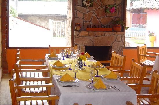 Angangueo, Mexico: Comedor