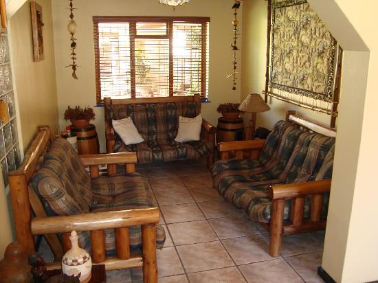 Pentzhaven Guesthouse: Pentzhaven Lounge