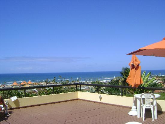 Sol Bahia Sleep: Vista para o mar.