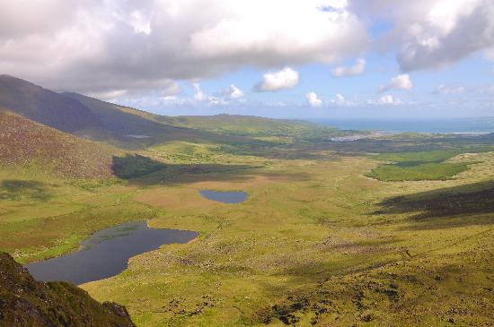 Dingle Tours: conners pass