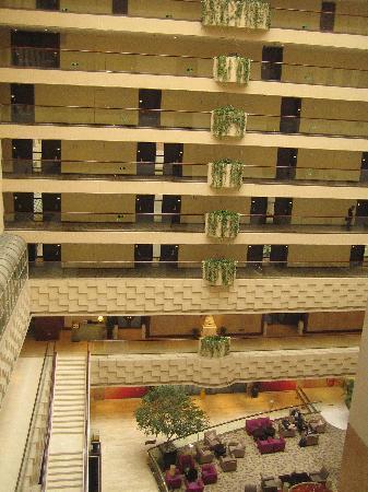 คราวน์ พลาซ่า ปักกิ่ง วังฟูจิง โฮเต็ล: Interior del hotel