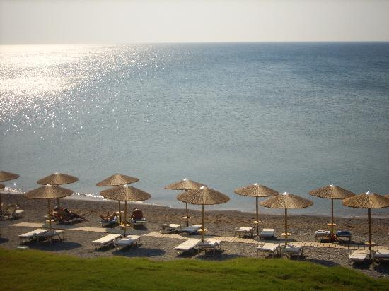 Atrium Prestige Thalasso Spa Resort and Villas: spiagga