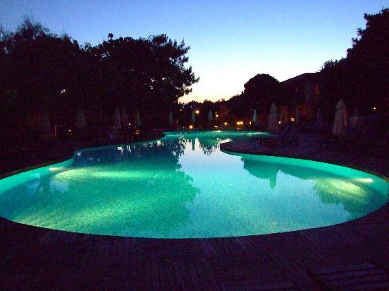 Voyage Sorgun: The 16plus pool