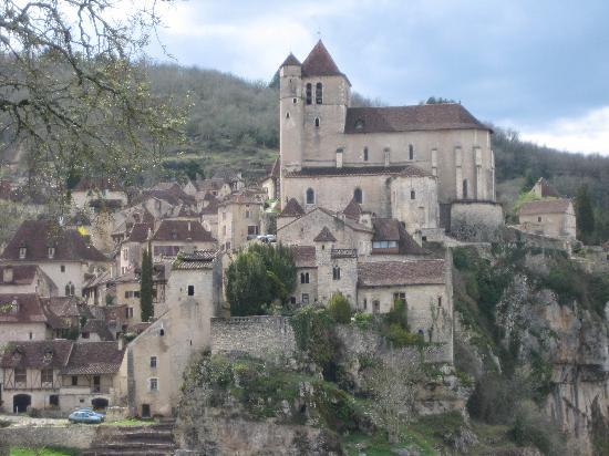 Rocamadour, França: ST CIRQ LAPOPIE