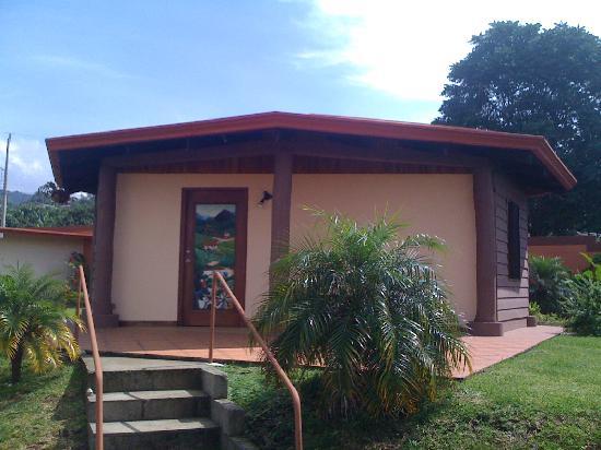 Casa Naranja: Una de las habitaciones