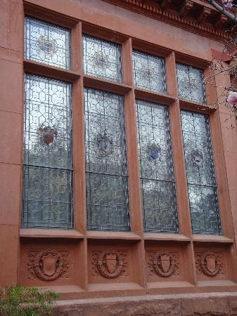 The Phillips Collection : Window in Phillips Mansion