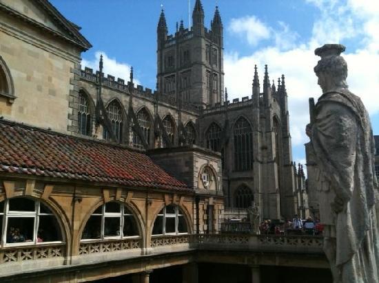 The Kennard: Roman Baths, Bath, UK