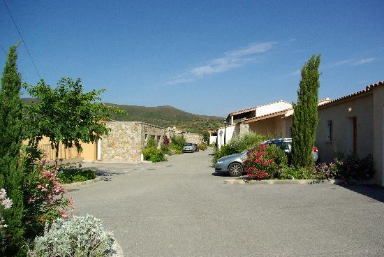 Belgodere, Francia: Village