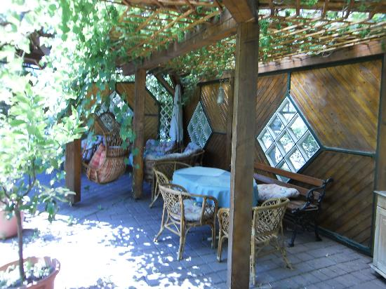 Pension Haus Belvedere: Pavillon 2