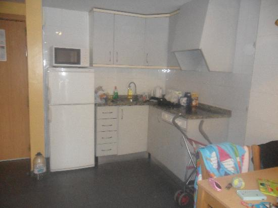 Terralta Apartamentos Turisticos: kitchen