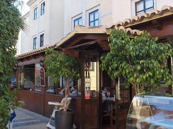 Casa do Pescador: view for main restaurant
