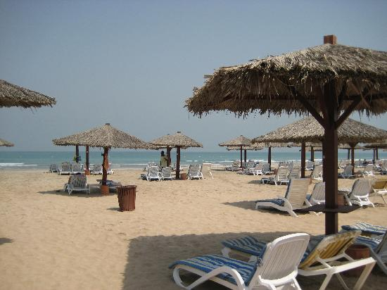 Al Hamra Residence & Village: Strand